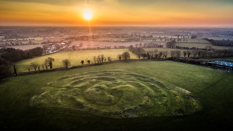 Tlachtga Hill Of Ward Athboy Featured Image