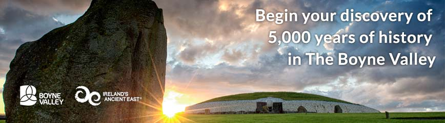 Discover Boyne Valley, Myths and Legends
