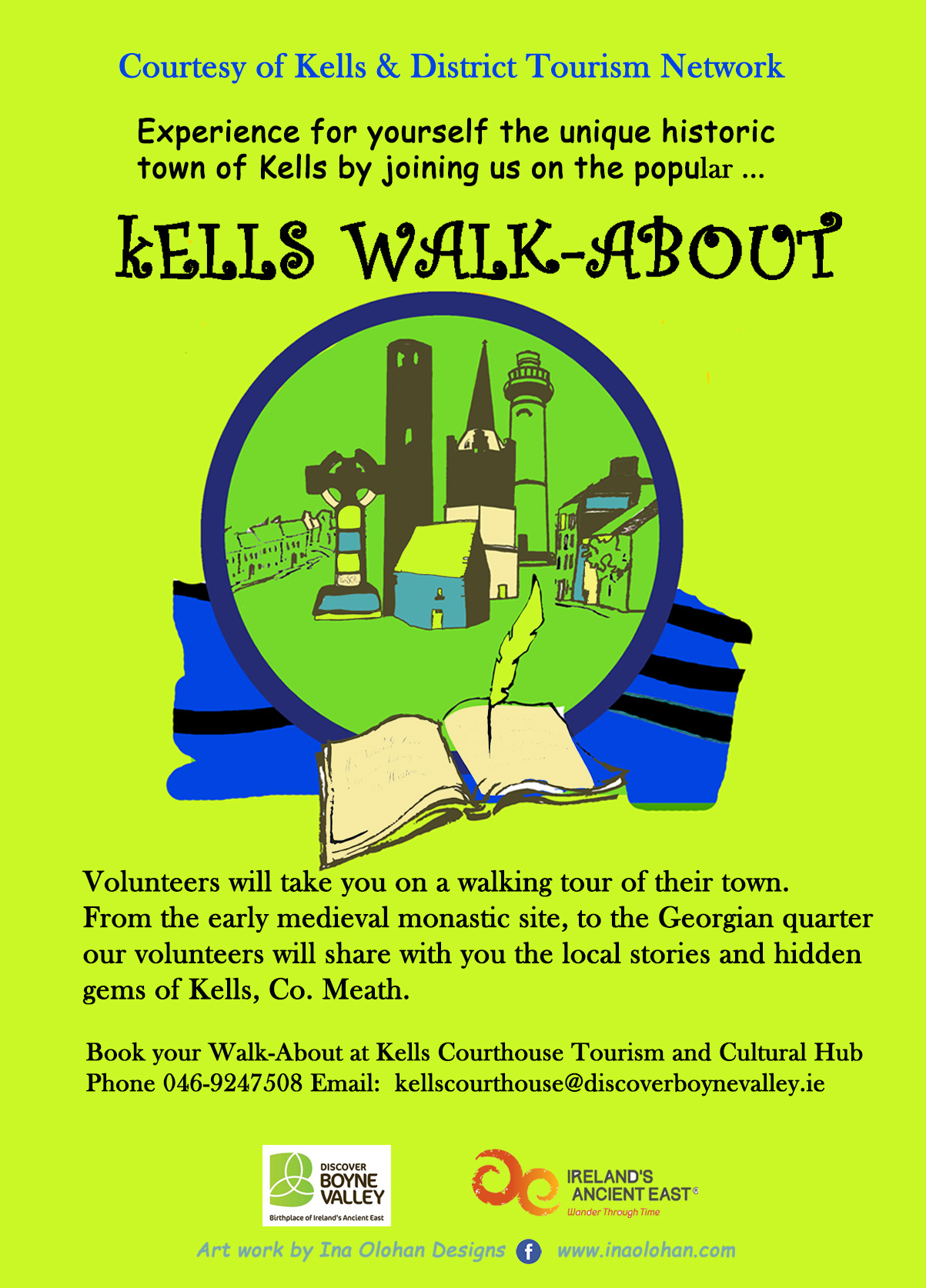 Kells Walk About Tours Image
