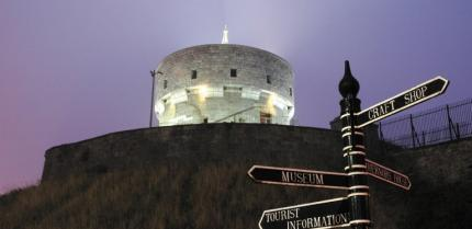 Martello Tower Drogheda featured Image