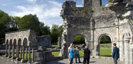 Old Mellifont Abbey European Monastic Life Comes To Ireland Featured Image